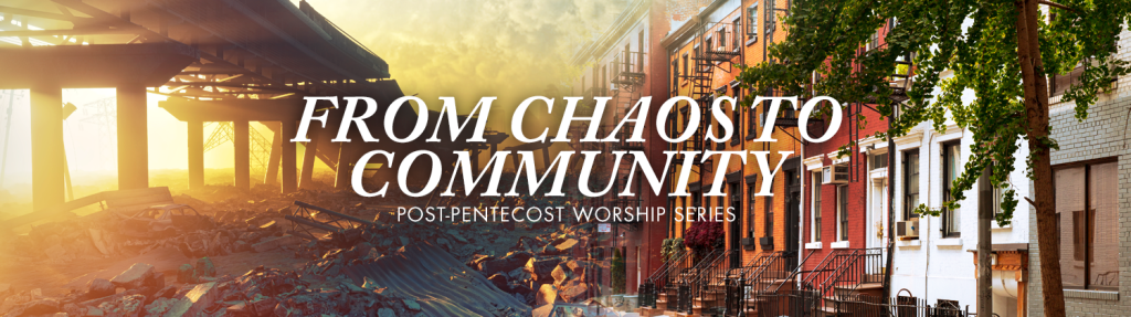 from chaos to community