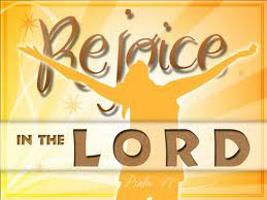 FUMC Rejoice in the Lord